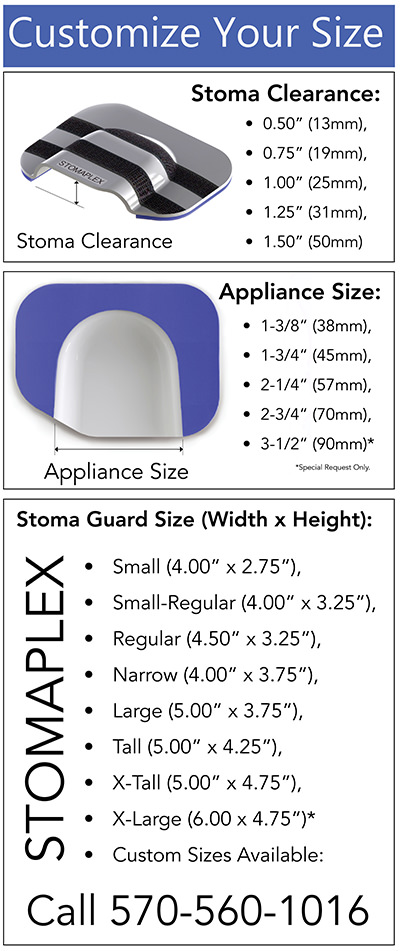 Ostomy Guard - Stoma Guard - Ostomy Belt