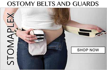 Ostomy Belt