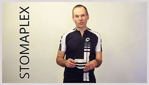 stoma guard, ostomy Bag Covers for men, play sports like bicycling