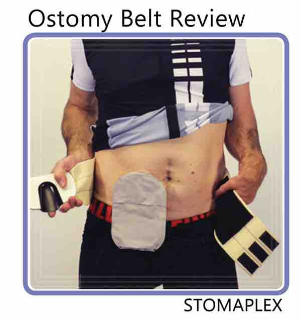 Buy Stoma Guard made by Stomaplex for men who need ostomy clothing