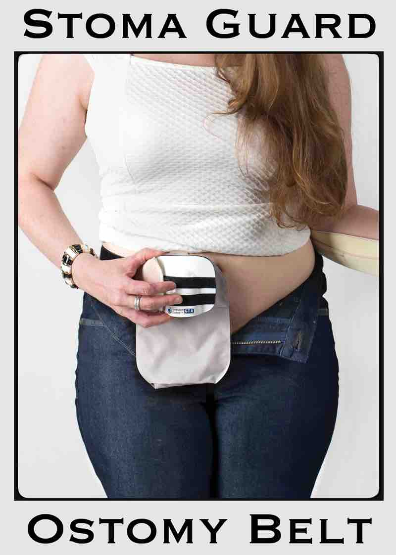 Shop Stoma Guards with Ostomy Belt by Stomaplex LLC