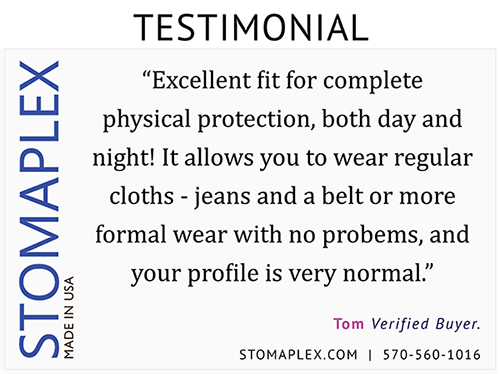 Stomaplex Ostomy Belt Stomaplex Stoma Guard Review