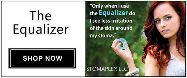 Shop to prevent ostomy leaks with the Equalizer